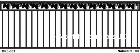 baluster-railing-decorative-pine-cone-br8-001-36×96