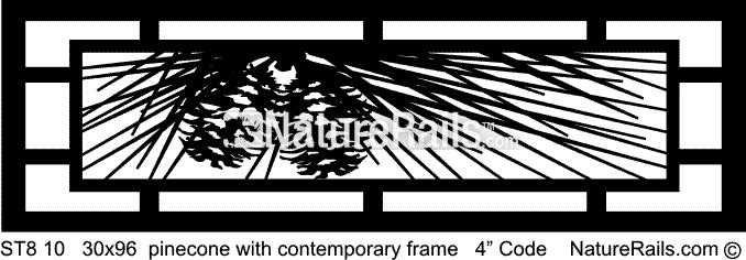 railing insert