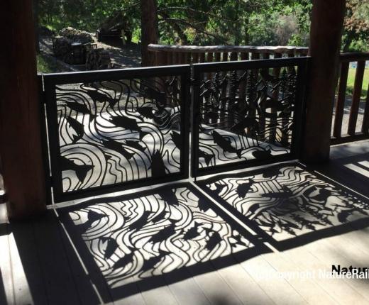 Custom Railing | Balusters | Stair Railing | Deck Railing